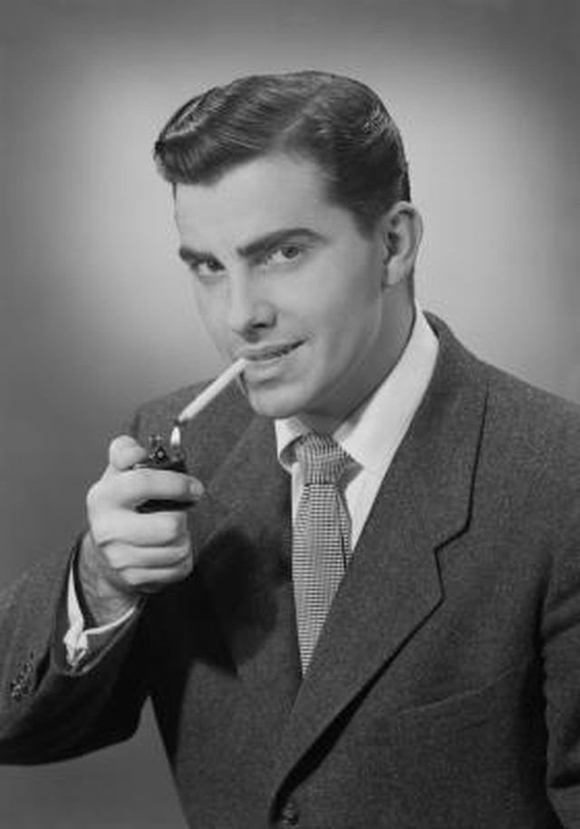 New Best 25 1940S Mens Hairstyles Ideas On Pinterest Old School Haircuts Mens Comb Over Haircut Ideas With Pictures