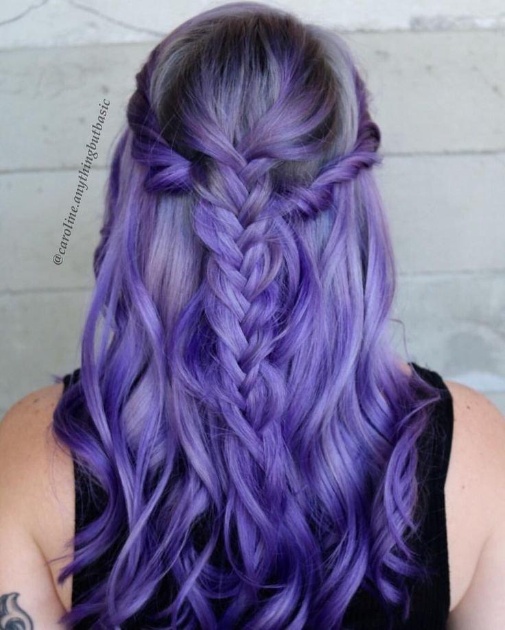 New Best 25 Lavender Highlights Ideas On Pinterest Lavender Ideas With Pictures