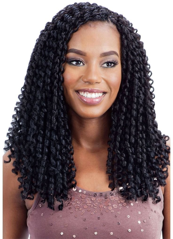 New Soft Dread Twist Lock Crochet Hair In 2019 Braided Ideas With Pictures