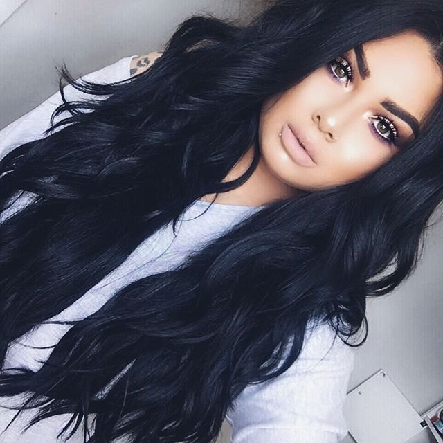 New Pinterest Nattat74 Make Up Hair Hair Color Hair Ideas With Pictures