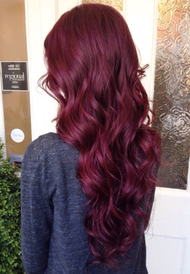 New Best 25 Red Purple Hair Color Ideas On Pinterest Purple Ideas With Pictures
