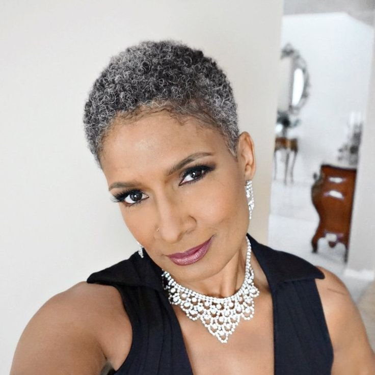 New Hair Color Tips For Natural Hair Silver Hair Natural Ideas With Pictures