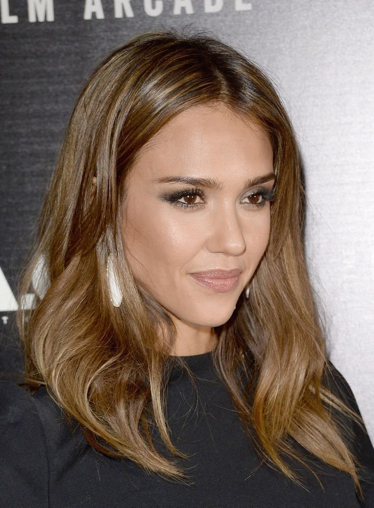 New Hair Color To Brighten Medium Warm Skin Brown Eyes Ideas With Pictures
