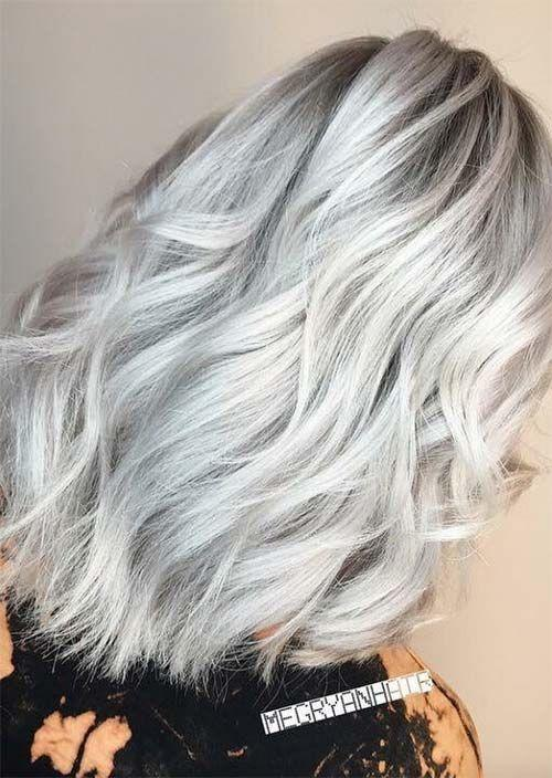 New Best 25 White Hair Ideas On Pinterest Bleach Blonde Hair Blonde Bob Hair And Can Grey Hair Ideas With Pictures