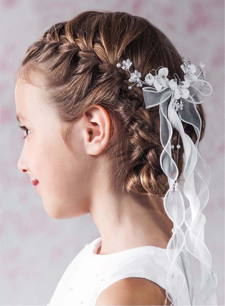 New Best 25 First Communion Hair Ideas On Pinterest Ideas With Pictures