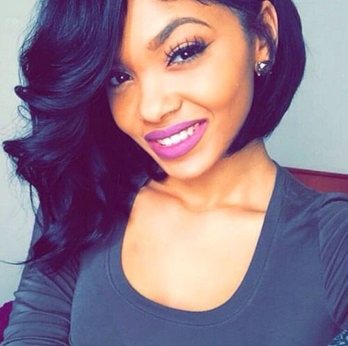 New Best Hairstyles For Women Slay Lipstick Love Black Hair Information Hair Styles Wig Ideas With Pictures