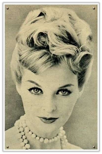 New 23 Best 1960S Updos Images On Pinterest Bridal Ideas With Pictures