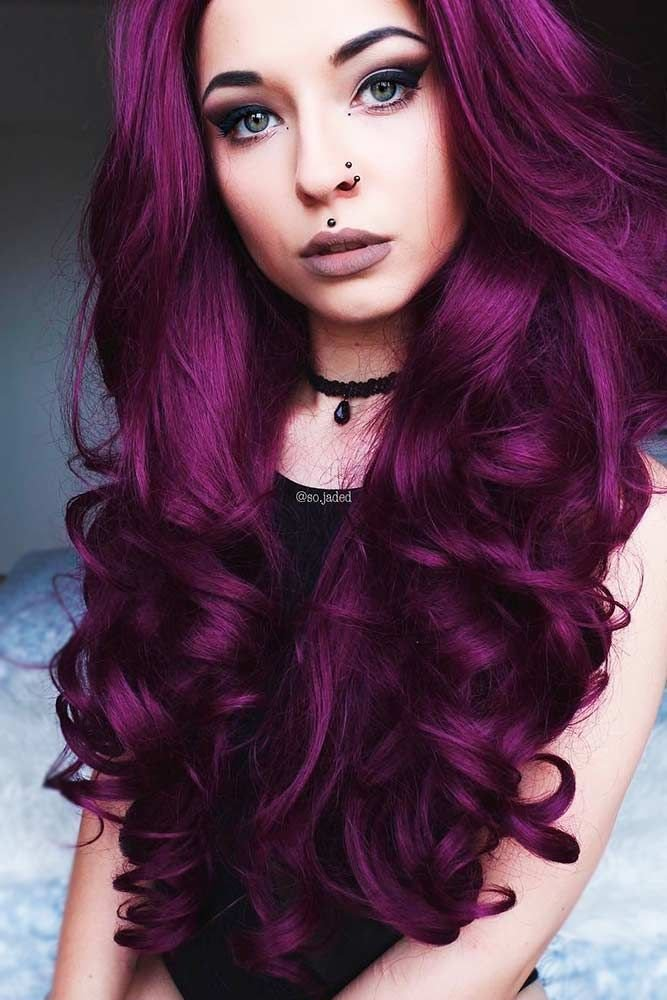 New Best 25 Plum Red Hair Ideas On Pinterest Plum Hair Ideas With Pictures