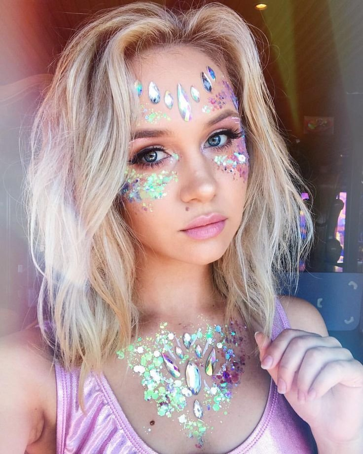 New Best 25 Rave Hair Ideas On Pinterest Rave Makeup Festival Hair And Rave Nails Ideas With Pictures