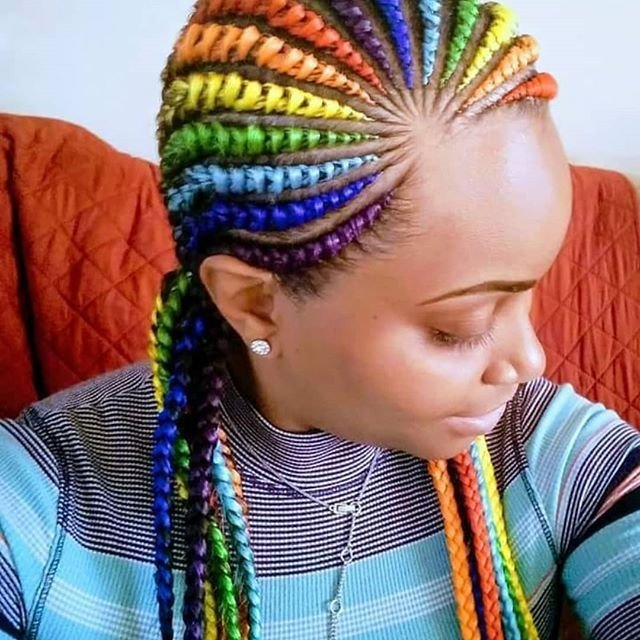 New Cornrows Hairstyles 2019 Cornrow Hairstyles Braids Ideas With Pictures