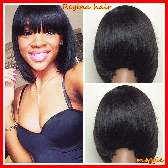 New Best 25 Short Hair Wigs Ideas On Pinterest Short Black Ideas With Pictures