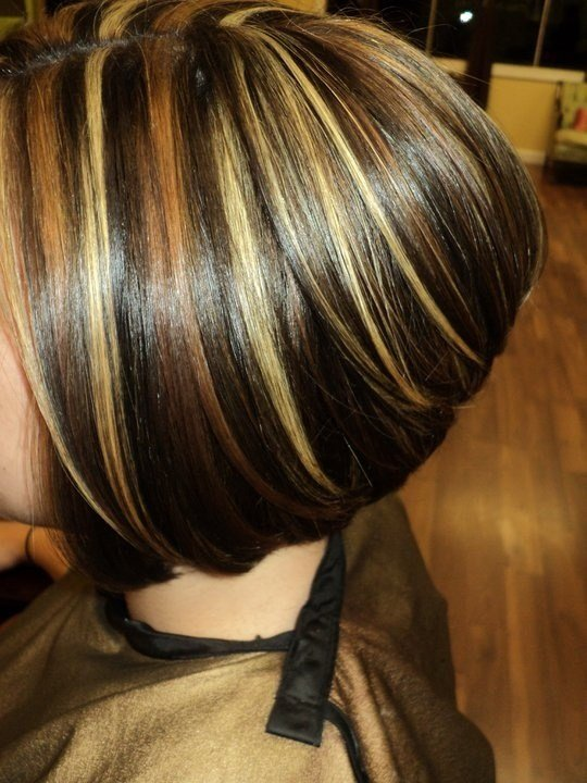 New Tri Color Short Hairstyles Hair Ideas With Pictures
