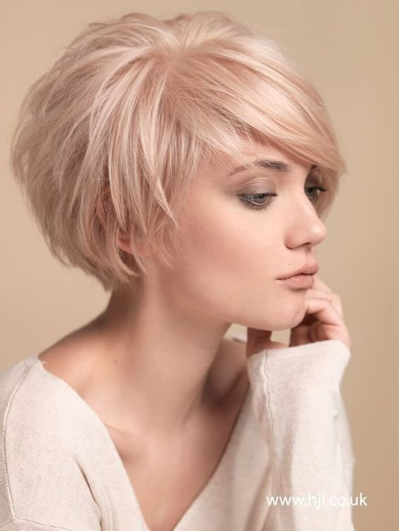 New 40 Best Short Hairstyles For Fine Hair 2019 Must Do Ideas With Pictures