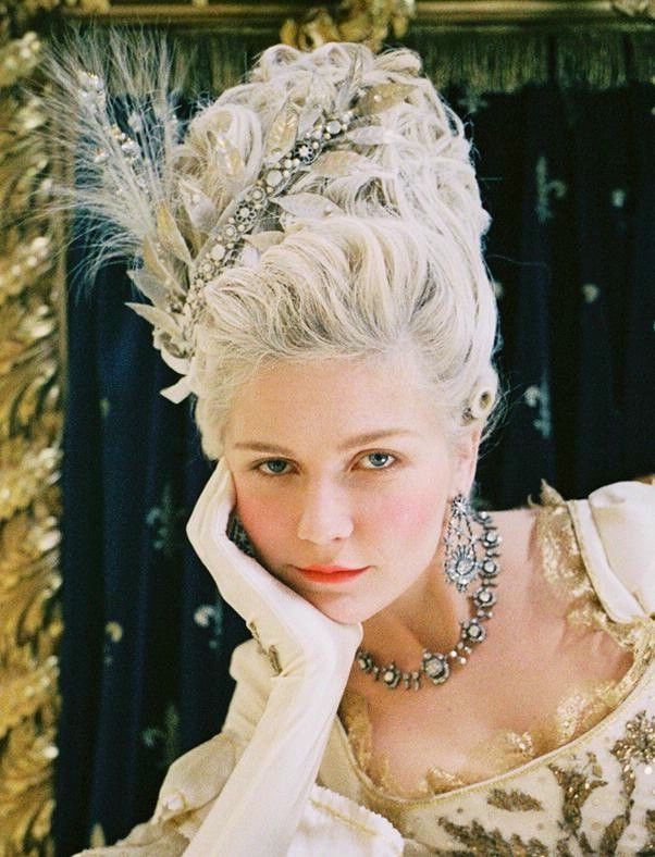 New Hair And Make Up Modern 18Th Century Film 蕾丝 Makeup Ideas With Pictures