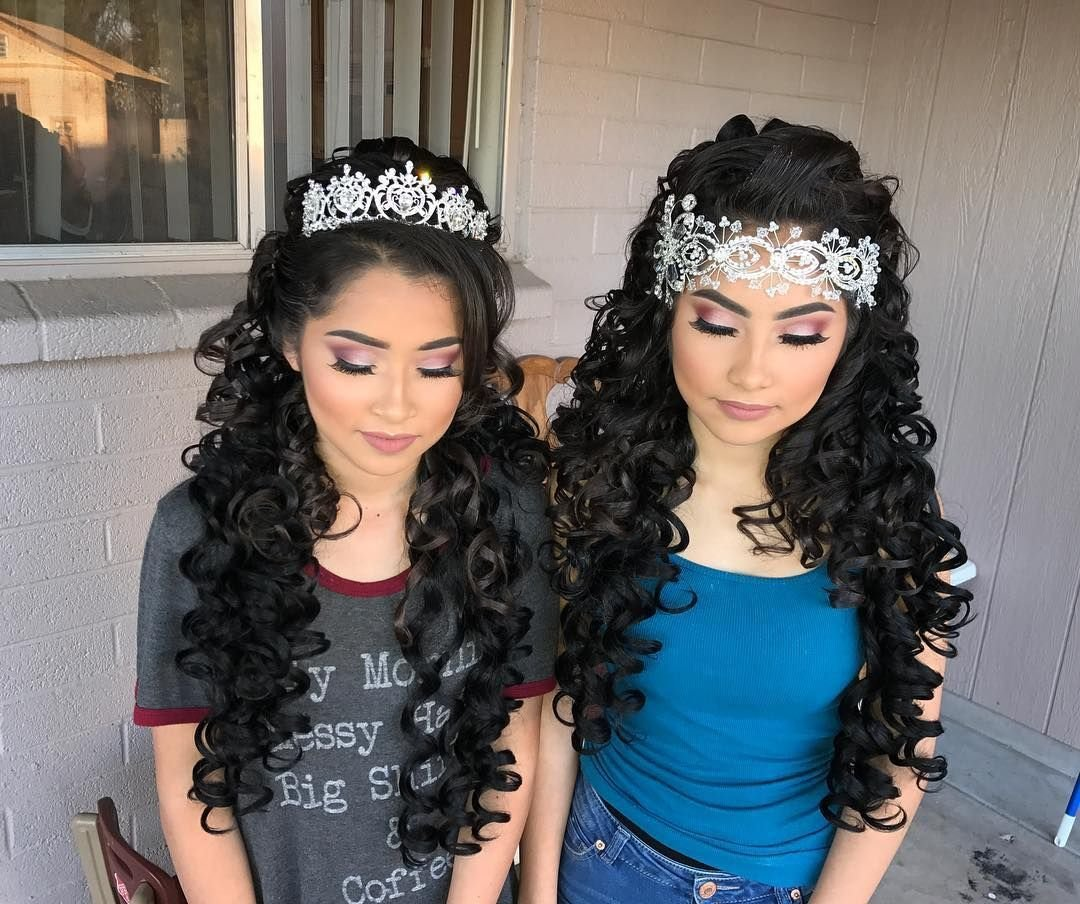 New 20 Absolutely Stunning Quinceanera Hairstyles With Crown Ideas With Pictures