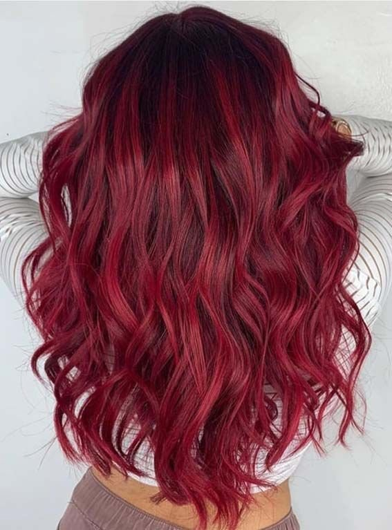 New Awesome Red Hair Colors And Highlights To Try In 2019 Ideas With Pictures