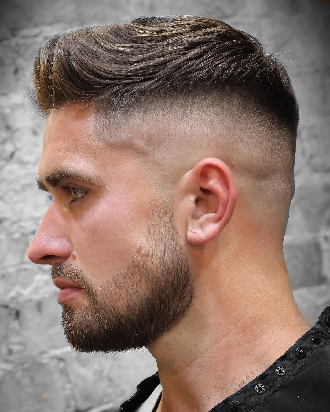 New Mens Hairstyles 2019 Hair Styles In 2019 Quiff Haircut Ideas With Pictures