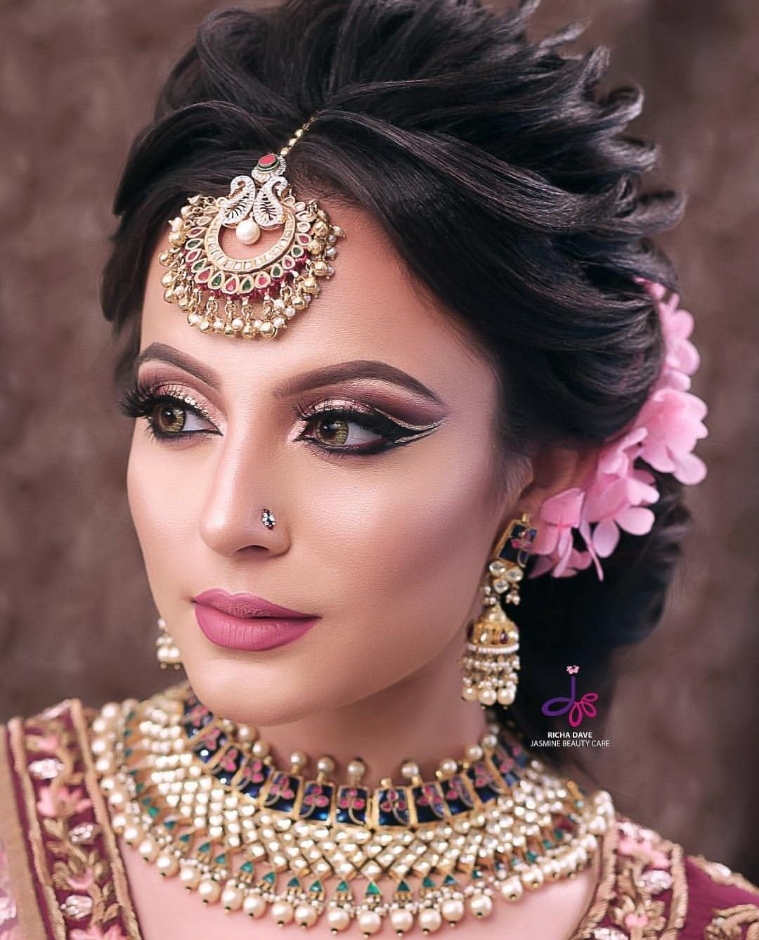 New Shikachand The Indian Wedding Fairytale In 2019 Bridal Hairstyle Indian Wedding Indian Ideas With Pictures