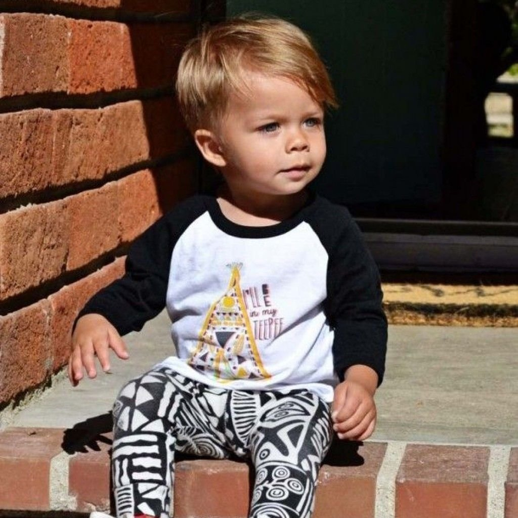 New Cute Haircuts For Little Boys Will Correct The Common Ideas With Pictures