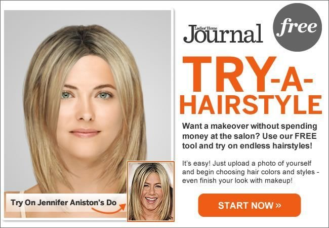 New Try A Hairstyle Our Free Makeover Tool Upload A Photo And Ideas With Pictures