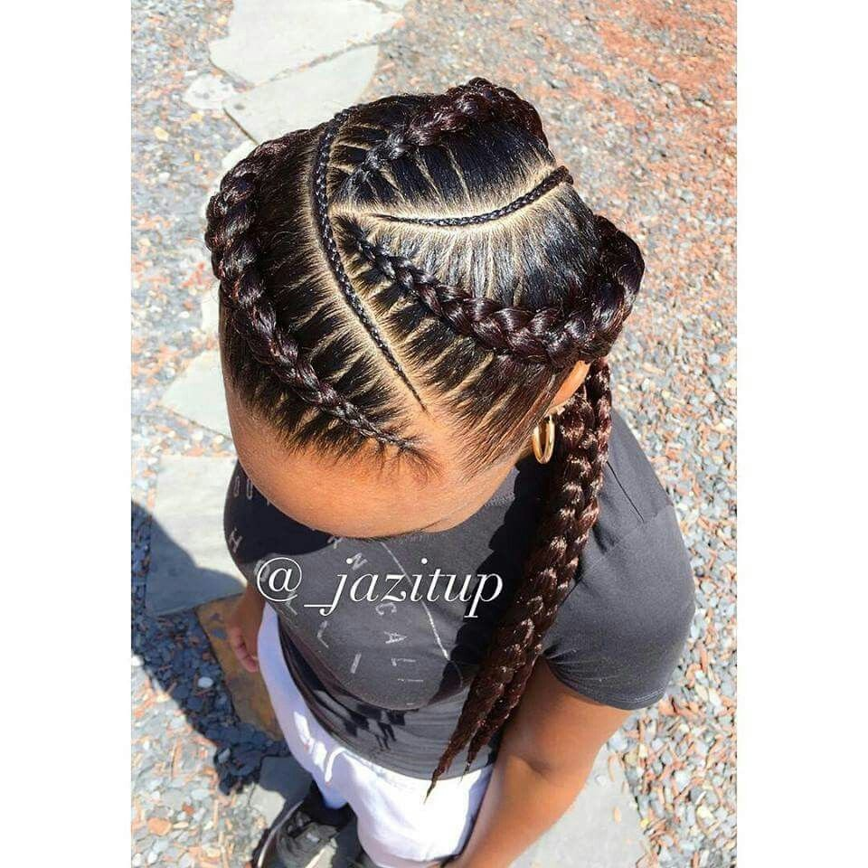 New Feed In Braids Hair Braided Hairstyles Braids For Ideas With Pictures