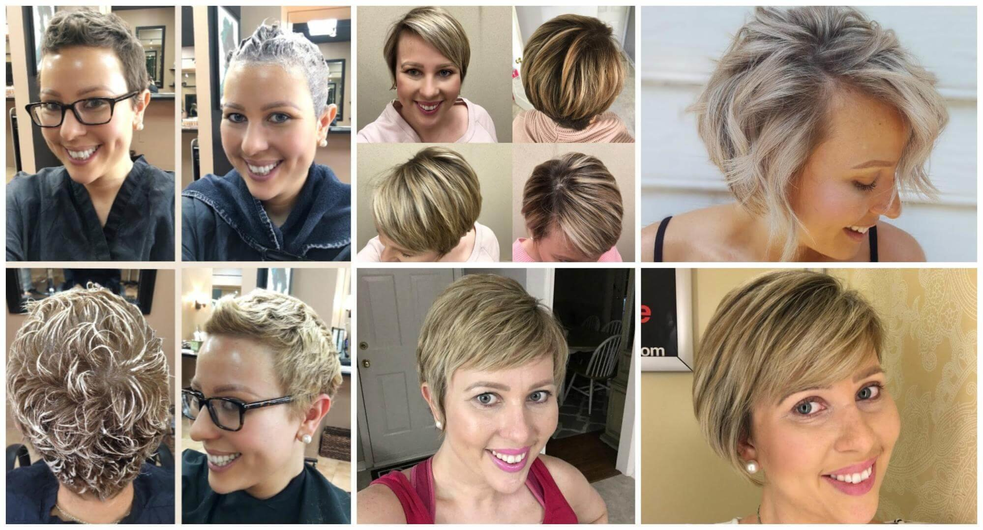 New Post Chemo Hair Growth Styling Tips My Cancer Chic Ideas With Pictures