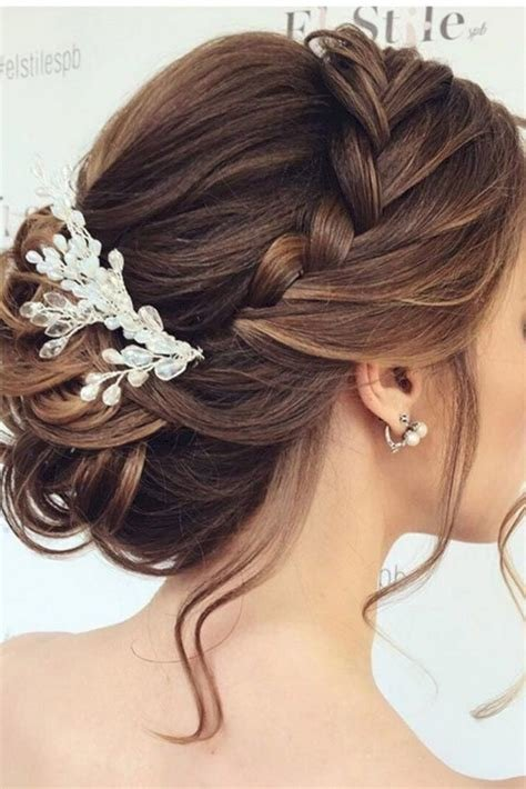 New Bridesmaid Updo Hairstyles Long Hair – Oosile Ideas With Pictures