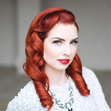 New 30 Iconic Retro And Vintage Hairstyles Ideas With Pictures