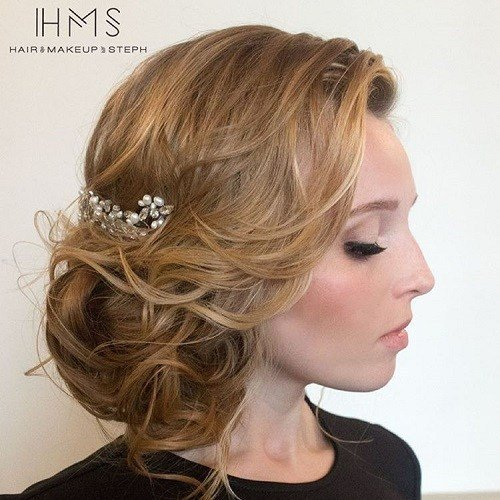 New Side Updos That Are In Trend 40 Best Bun Hairstyles For 2019 Ideas With Pictures