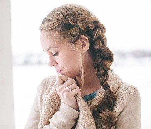 New 20 Stylish Side Braid Hairstyles For Long Hair Ideas With Pictures