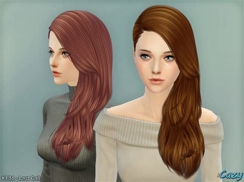 New Last Call Hairstyle Sims 4 The Sims 4 Catalog Ideas With Pictures