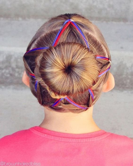 New 15 Hairstyles For The 4Th Of July Celebrate With Ideas With Pictures