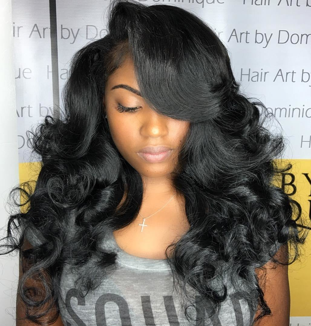 New 50 Best Eye Catching Long Hairstyles For Black Women Ideas With Pictures