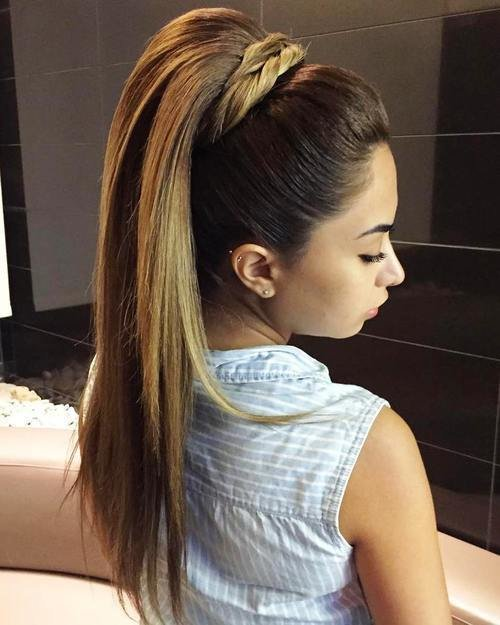 New 35 Fetching Hairstyles For Straight Hair Ideas With Pictures