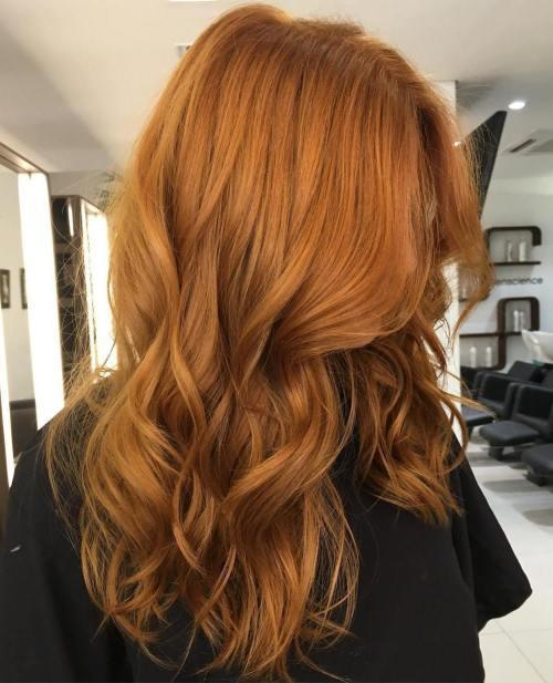 New 40 Fresh Trendy Ideas For Copper Hair Color Ideas With Pictures