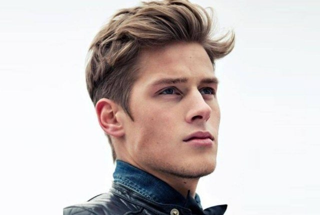 New 7 Best Hairstyles For Men With Oblong Face Shape Mensok Com Ideas With Pictures