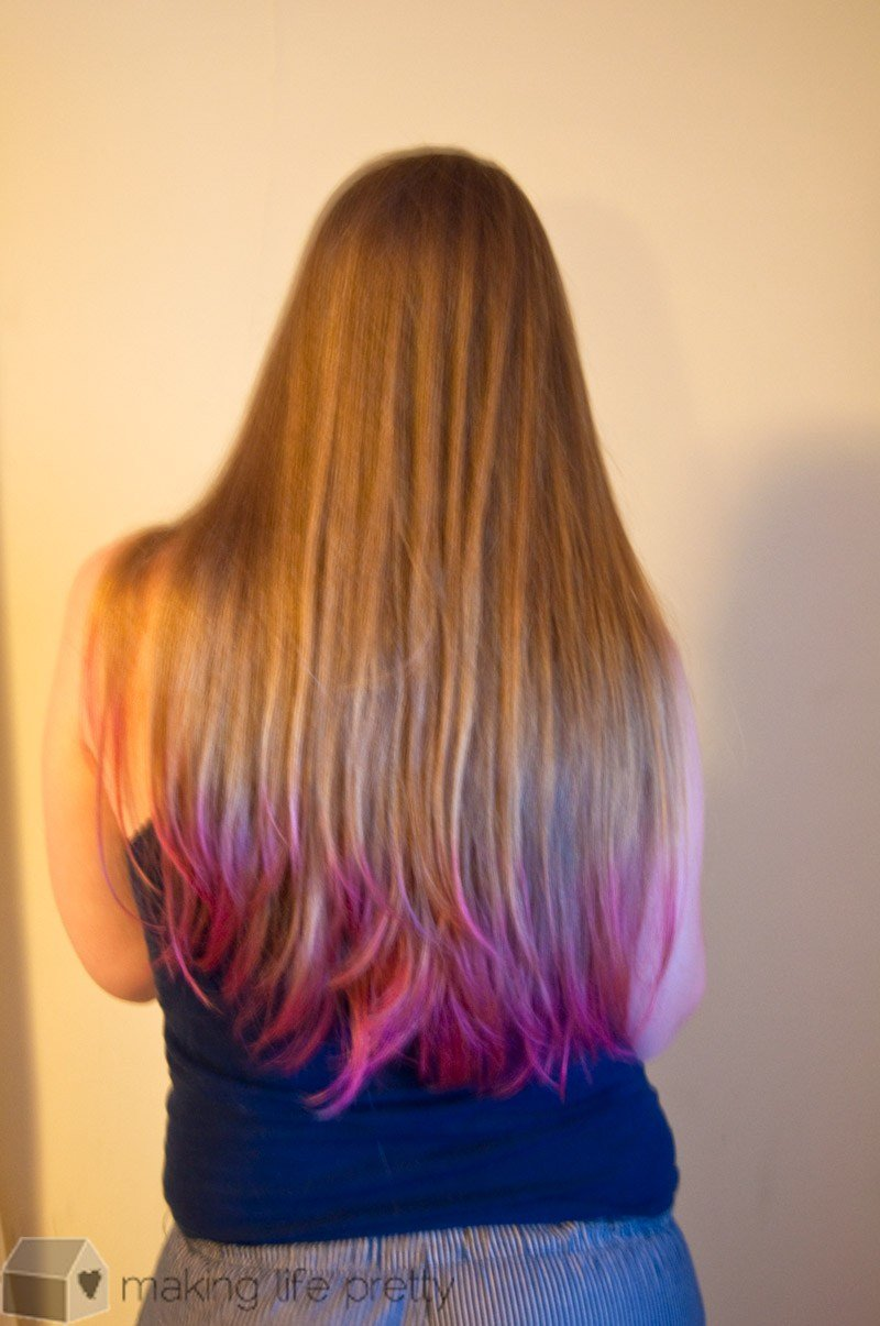 New 30 Before 30 26 Dye My Hair A Crazy Color Making Life Ideas With Pictures