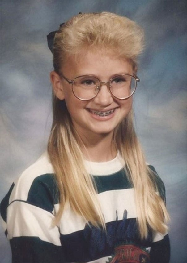 New 89 Hilarious Childhood Hairstyles From The '80S And '90S Ideas With Pictures
