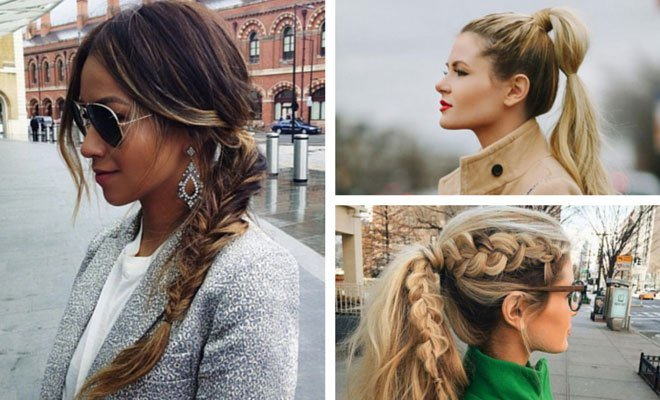New 30 Cute Ponytail Hairstyles You Need To Try Stayglam Ideas With Pictures