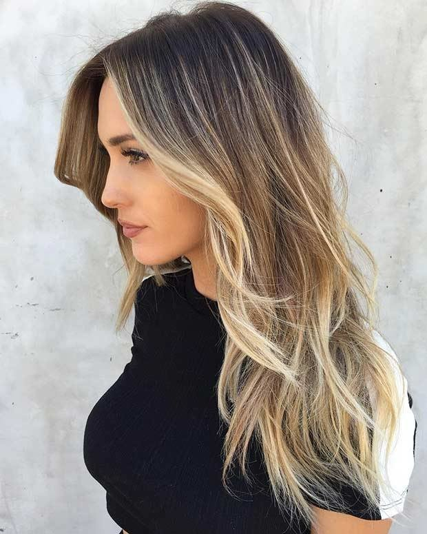 New 51 Beautiful Long Layered Haircuts Stayglam Ideas With Pictures
