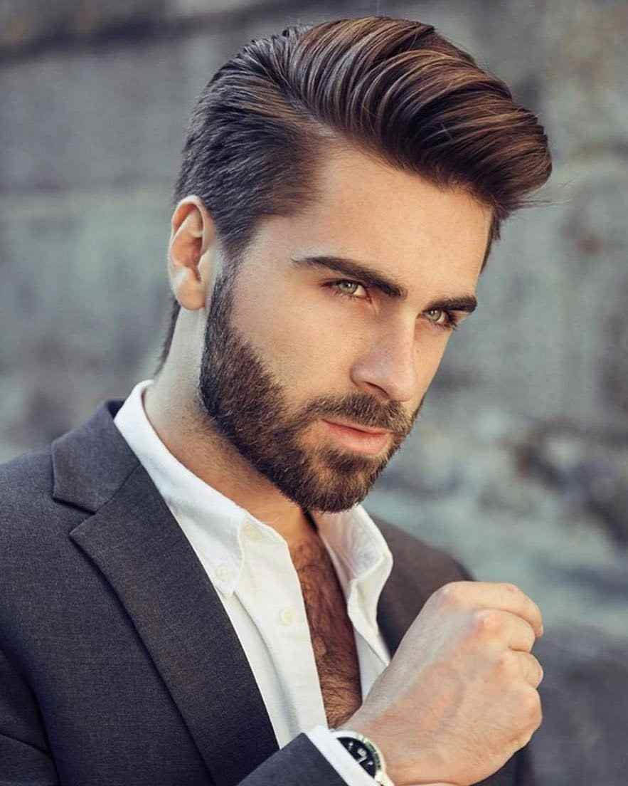 New Top 10 Men S Medium Hairstyles For 2019 Ideas With Pictures