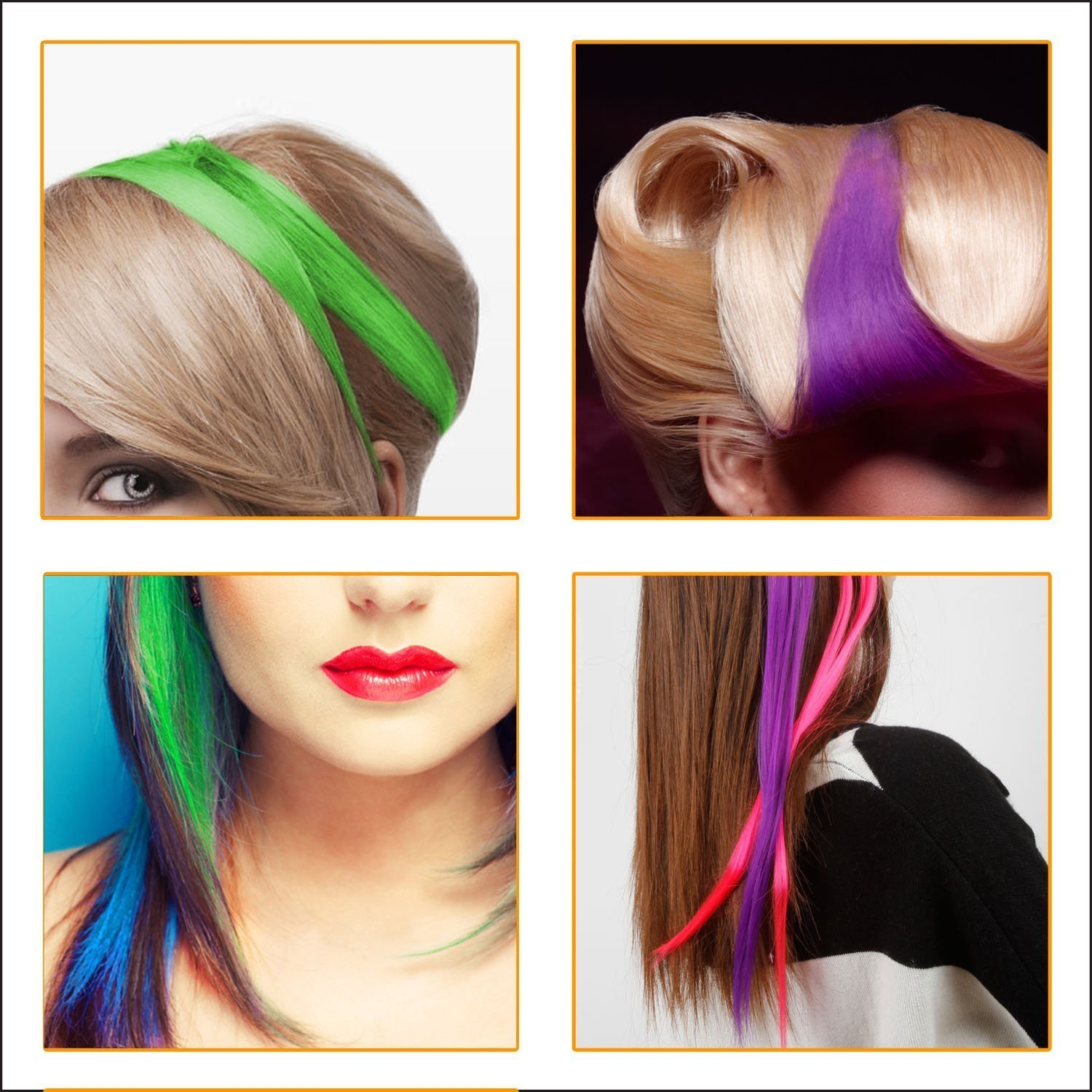 New Cheap Colored Hair Extensions Best Gifts Top Toys Ideas With Pictures
