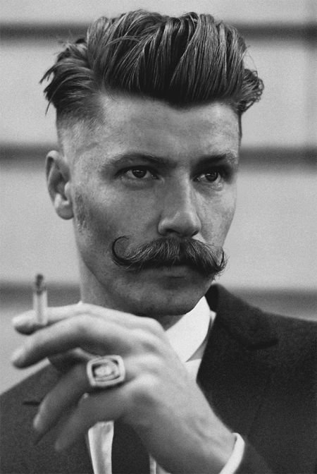 New 1950 Hairstyles For Men 1950S Hairstyles Men Latest Trend Ideas With Pictures