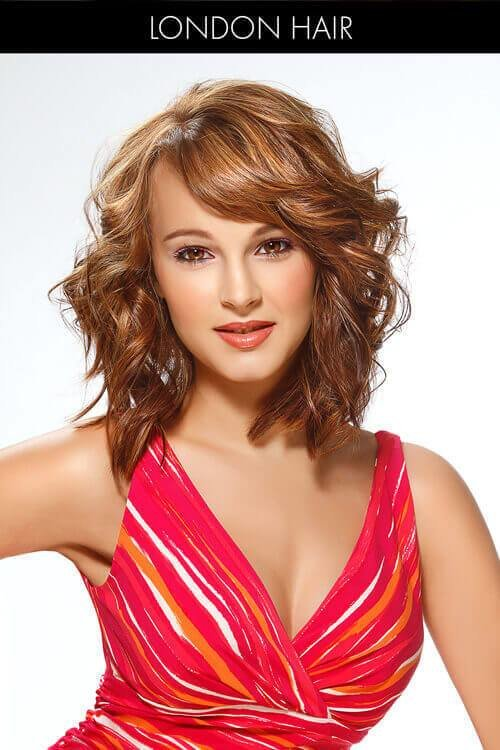 New 38 Chic Medium Length Wavy Hairstyles In 2019 Ideas With Pictures