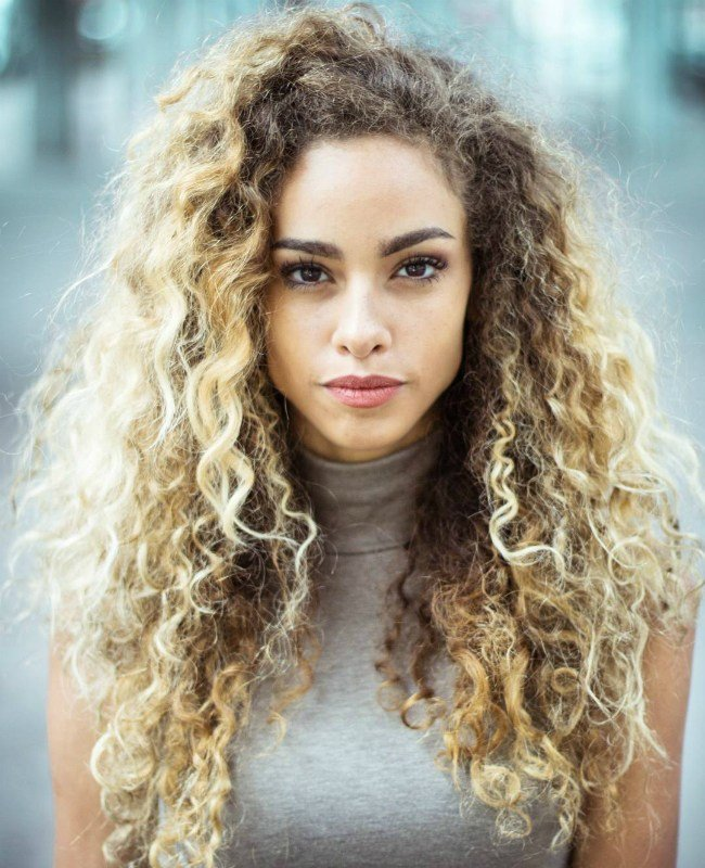 New 20 Photos Of Type 3B Curly Hair Ideas With Pictures