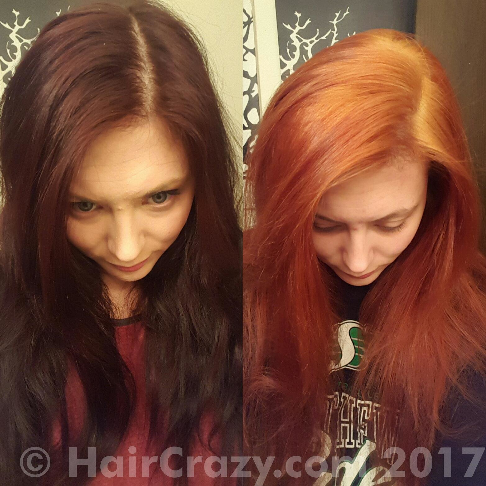 New Redying After Color Remover Forums Haircrazy Com Ideas With Pictures