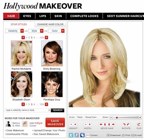 New Try Hairstyles On Your Face Hair Ideas With Pictures