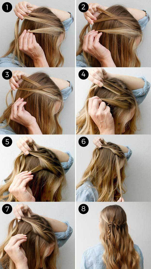 New 31 Amazing Half Up Half Down Hairstyles For Long Hair Ideas With Pictures