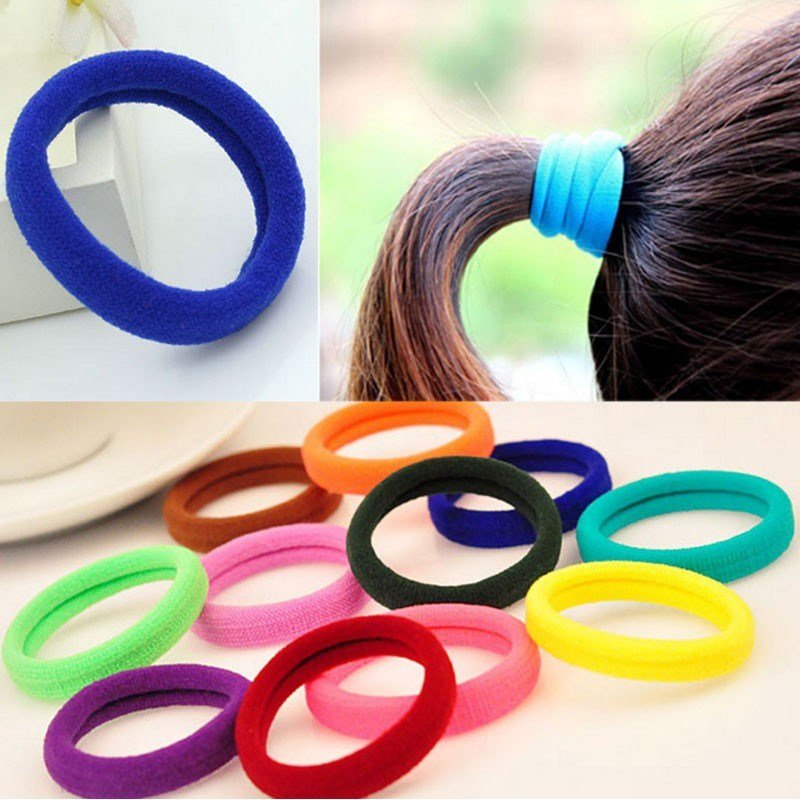 New 6 Pc Neon Color Hair Ties Wholesale Ideas With Pictures