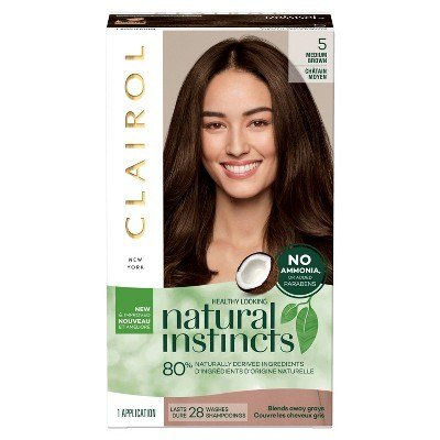 New Clairol Natural Instincts Hair Color Target Ideas With Pictures